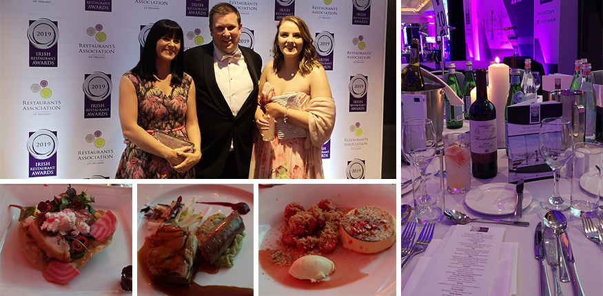 2019 Irish Restaurant Awards